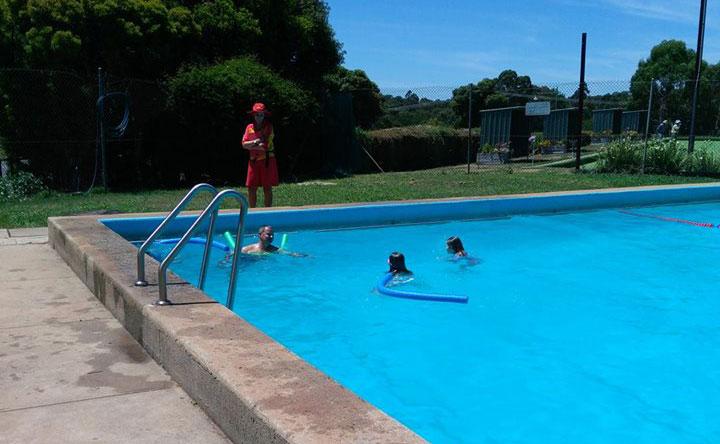 Dunkeld Pool
