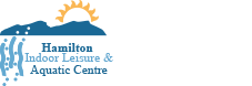 Hamilton Indoor Leisure and Aquatic Centre Logo